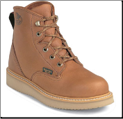 Georgia Barracuda Gold Wedge ST Work Boots G6342