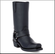 "Durango Ladies 10"" 'Harness' Boots - Black RD510"