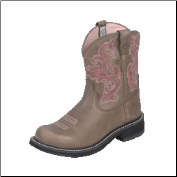 Ariat Fatbaby II Women's Western Boots - Brown Bomber 10004730