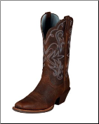 Ariat Women's Legend Western Boots - Brown Oiled 10001046