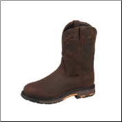 "Ariat Men's Workhog Pull-on  Waterproof 10""-Oily Distressed Brown 10001198 (SKU: 10001198)"