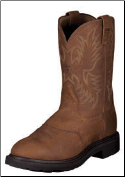Ariat Men's ATS Work Sierra Saddle - Aged Bark 10002304