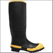 "Lacrosse Men's Premium 16"" ST Knee Work Boot - Black 00101110 (SKU: 00101110)"