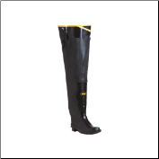 "LaCrosse Men's 00152030 Premium Hip Boot 32"" Black (SKU: 00152030)"