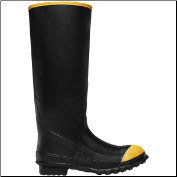 "Lacrosse Men's Economy 16"" ST Knee Boot - Black 24009043 (SKU: 24009043)"