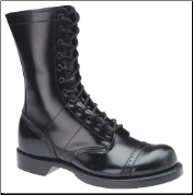 "Corcoran Men's 10"" Original Jump Boot - Black Leather 1500 (SKU: 1500)"