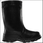 "LaCrosse Men's 100030 Utah Brogue II Overshoe 14"" Black"