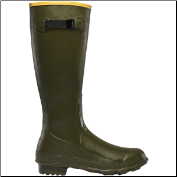 LaCrosse Mens Grange 18 Inch OD Green Rubber Work Boot Style: 150040
