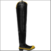 "Lacrosse Men's Economy 32"" ST Hip Boot - Black 24009091 (SKU: 24009091)"