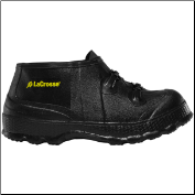 "LaCrosse Men's 266100 Z Series Overshoe 5"" Black"