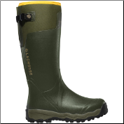 "Lacrosse Men's Alphaburly Pro 18"" Hunting Boots - Forest Green 376001 (SKU: 376001)"