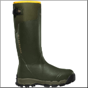 "Lacrosse Men's Alphaburly Pro 18"" 800G Hunting Boot - Forest Green 376011 (SKU: 376011)"