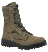 Belleville Womens Hot Weather Steel Toe Combat Boots F600 ST (SKU: F600 ST)