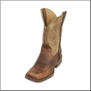 Ariat Youth Rambler Kids-Earth/Brown Bomber 10007602