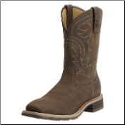Ariat Men's Hybrid Rancher H2O Boots - Brown 10014067 (SKU: 10014067)