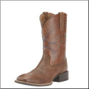 Ariat Men's Sport Wide Square Toe Boots - Sandstorm 10015312 (SKU: 10015312)