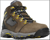 "Danner Men's 13858 Vicious 4.5"" Brown/Orange"