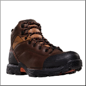 "Danner Men's 5"" Corvallis™ GTX®  Work Boots Brown 17602"