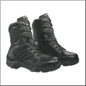 Bates Men's GX-8 Gore-Tex Composite Toe Side Zip Boot-Black - E02272