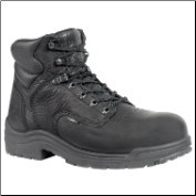 Timberland PRO Men's TITAN Safety Toe Workboot Black 26064