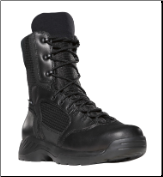 "Danner Men's 28017 Kinetic Side-Zip 6"" Black GTX"