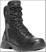 "Danner Men's 28012 Kinetic Side-Zip 8"" Black GTX"