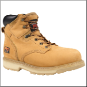 Timberland PRO Men's Pit Boss Soft Toe Wheat Nubuck Workboot 33030 (SKU: 33030)
