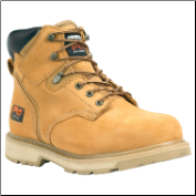 "Timberland PRO Men's Pit Boss 6"" Steel Toe Wheat Work Boot 33031"
