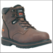 "Timberland PRO Men's Pit Boss 6"" Locohorse Steel Toe Gaucho Work Boot 33034 (SKU: 33034)"