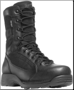 "Danner Men's 43013 Striker Torrent Side-Zip 8"" Black Boots"