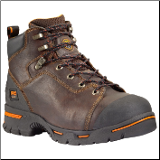 "Timberland PRO Men's 6"" Endurance PR Steel Toe Boot 52562"
