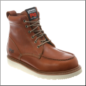 "Timberland PRO Men's Wedge 6"" Soft Toe Rust Work Boot 53009"