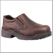 Timberland PRO Men's TiTAN Safety Toe Slip-On Camel Brown 53534 (SKU: 53534)