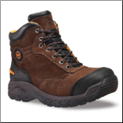 "Timberland PRO Men's Endurance 6"" TiTAN XL Safety Toe Ever-Guard Leather Work Boot 54567"