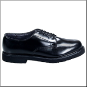 Bates Men's Lites Uniform Oxford-Black E00056