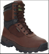 Rocky Men's Rebel Waterproof Steel Toe Work Boots 6486