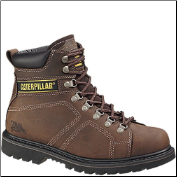 Caterpillar Men's Silverton Safety Boots - Dark Brown 89701 (SKU: 89701)