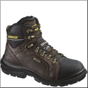 Caterpillar Men's Manifold Safety Boots - Brown 89981 (SKU: 89981)
