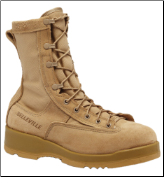 Belleville Mens Hot Weather Steel Toe Flight Boots-Tan 330 DES ST (SKU: 330 DES ST)
