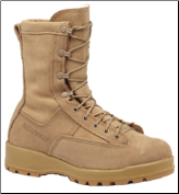 Belleville Mens 600g Insulated Waterproof Steel Toe- Desert Tan 775 ST