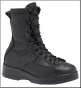 Belleville Mens Waterproof Steel Toe Flight Deck Boots-Black 800 ST (SKU: 800 ST)