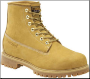 "Carolina Men's 6"" Waterproof Work Boot-Wheat CA3045 (SKU: CA3045)"
