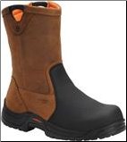 Carolina Men's Ranch Wellington Internal Met Composite Broad Toe-Brown/Black CA4582