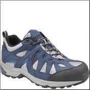 Carolina Men's Aluminum Toe Work Athletic Shoe-Blue CA9508 (SKU: CA9508)