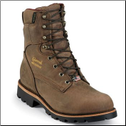 "Chippewa Men's 8"" Insulated Work Boots Bay Apache 29416 (SKU: 29416)"