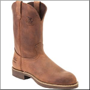 Georgia Men's Carbo-Tec Wellington - Prarie Chestnut G5814