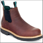 Georgia Men's WP Romeo Boots - Brown GR500