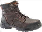 "Carolina Men's 6"" Waterproof Lightweight Composite Toe Work Boot - LT650"