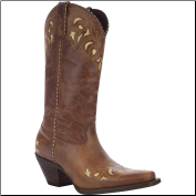 "Durango Women's Crush Sew Sassy 12"" Western Boot RD5414"