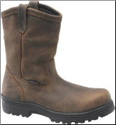 Carolina Men's Waterproof Composite Toe Wellington-Brown CA2533